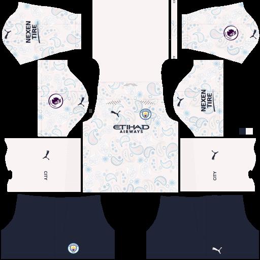 Manchester City 2021 Third Kit