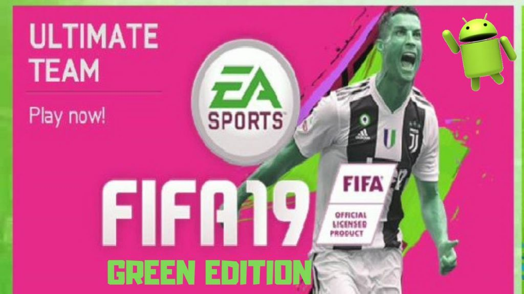 FIFA 2019 Offline APK Mod Green Edition Download