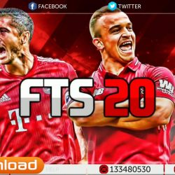 First Touch Soccer 2020 - FTS 20 Offline Android Download