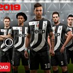 PES2019 Android Juventus Team Patch OBB Download