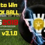 How to Win Black BALL on PES 2019 3.1.0 Android Mobile