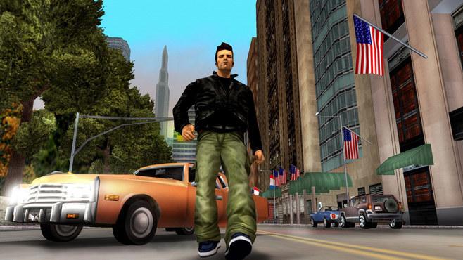 GTA 3 - Grand Theft Auto III