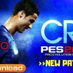 PES 2019 Mobile Patch  CR7 Android Download
