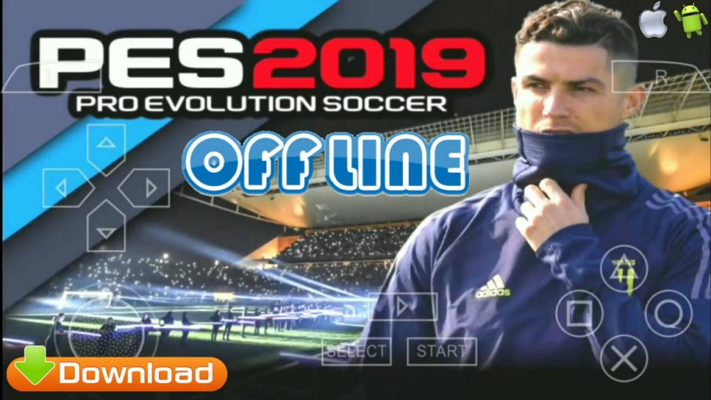 PES 2019 Offline Android CHELITO V6 Mod Textures Download