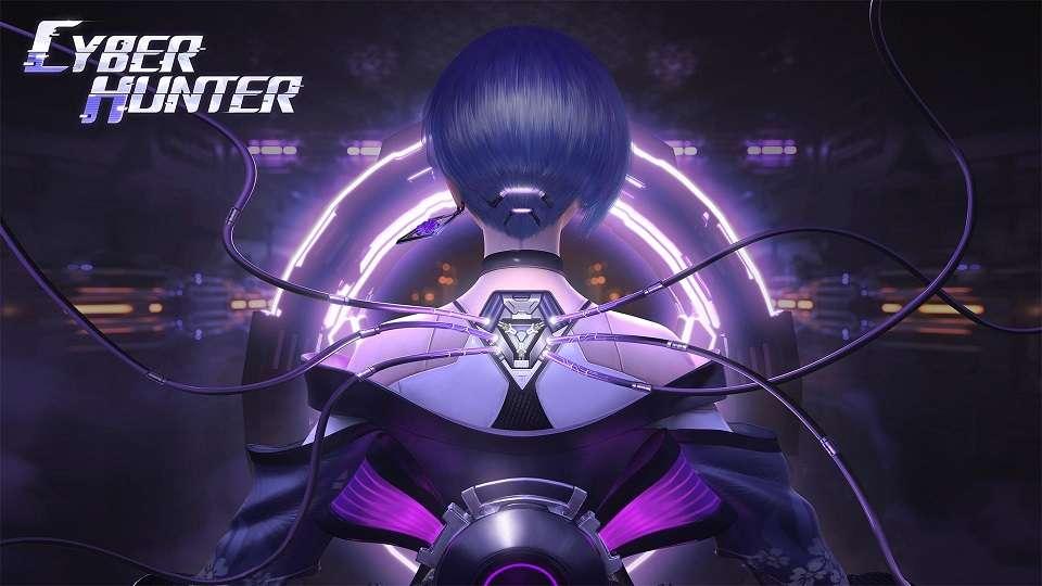 Cyber Hunter APK MOD Unique Battle Game Download