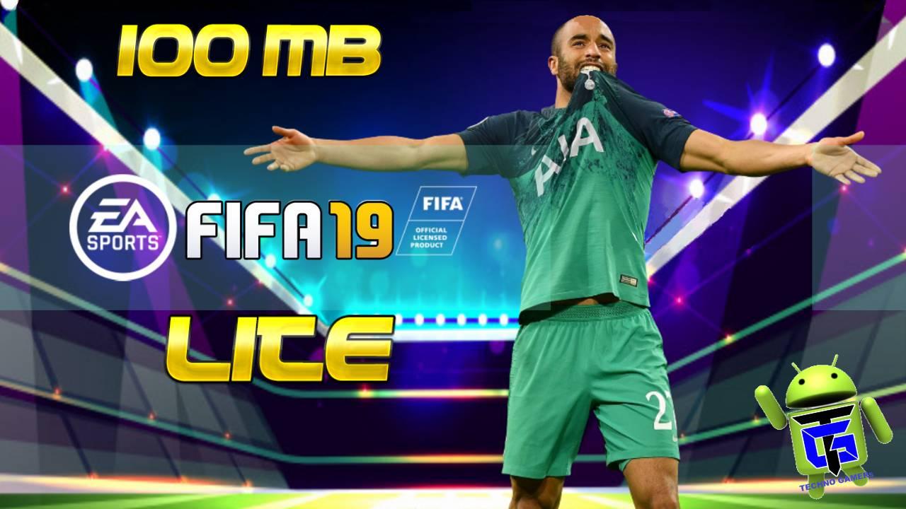 100MB FIFA 19 Lite OFFLINE Mod DLS Android Download