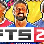 FTS 20 – First Touch Soccer 2020 Bomba PATCH APK Download