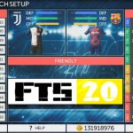 FTS 20 Mod APK New Kits 2020 Download