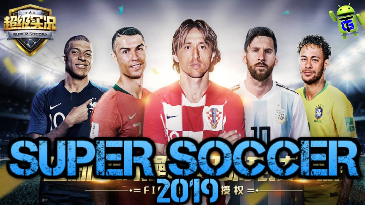New Super Soccer 2019 Android APK Download