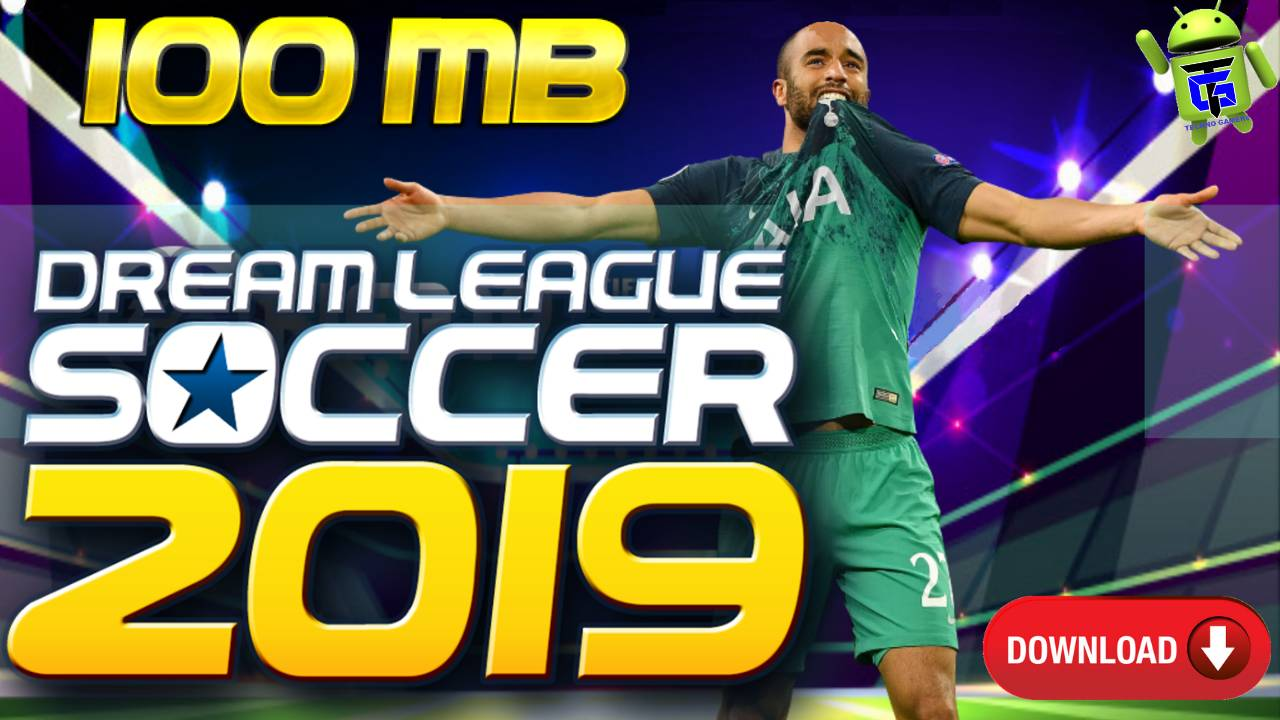 100MB DLS 2019 Lite OFFLINE Mod FIFA Android Download