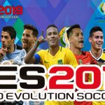 PES 2019 Android PATCH Copa America New Kits 2020 Download