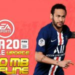 FIFA 20 Mobile Offline Android Update 700MB Download