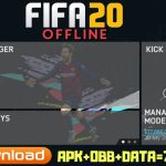 FIFA20 Mod Offline Android Black Edition 2020 Download