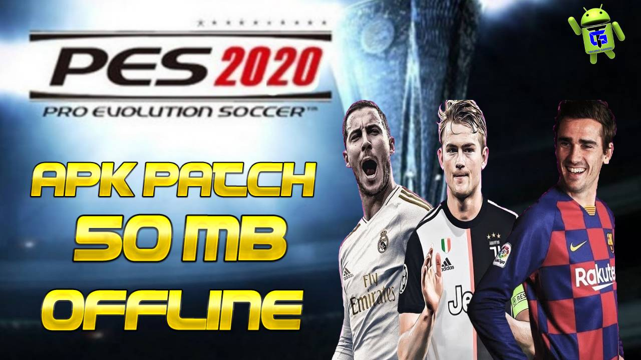 PES Lite Offline Patch 2020 APK 50MB Download