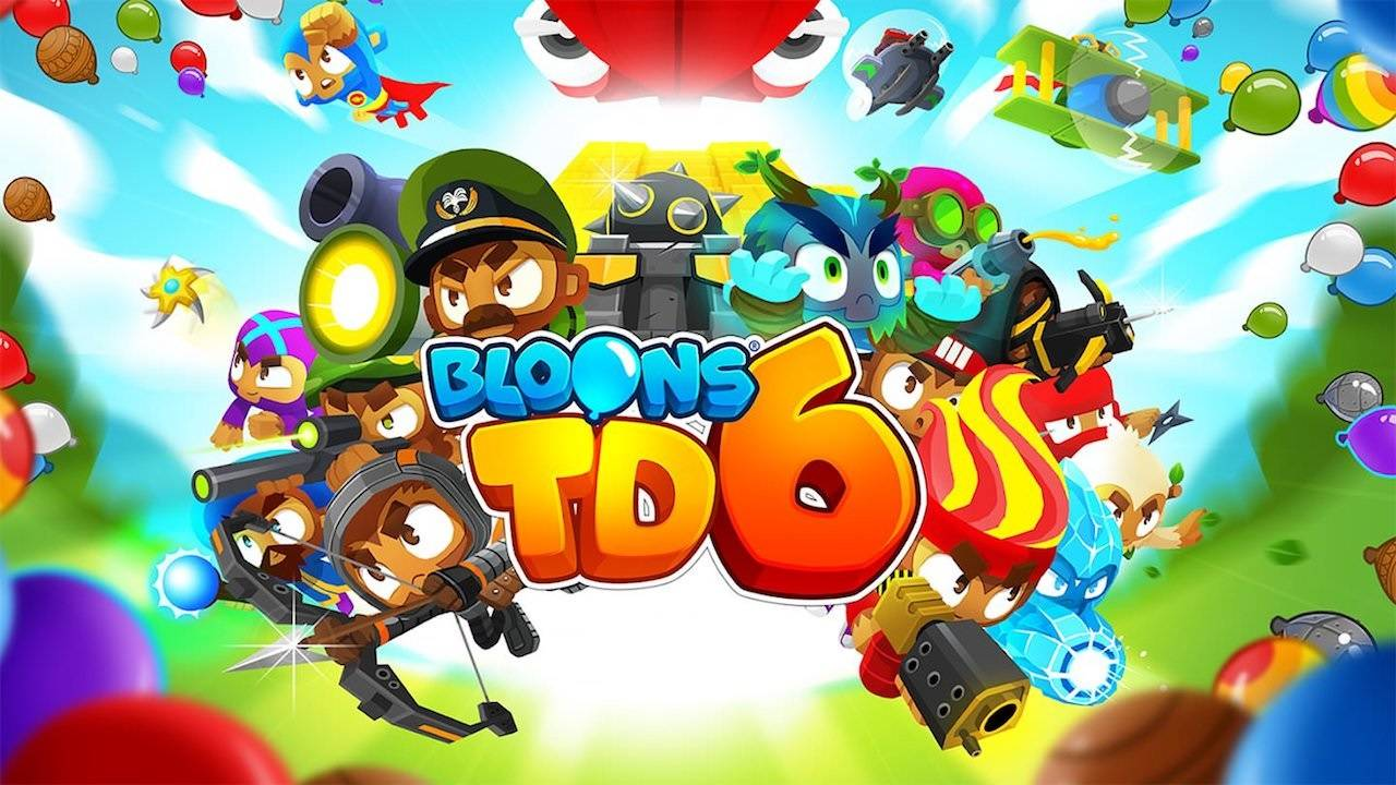 Bloons TD 6 MOD APK Unlimited Money Unlocked Download