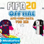FIFA2020 Android Offline Mod White Edition Download