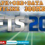 FTS 20 Offline Android APK Mod Download