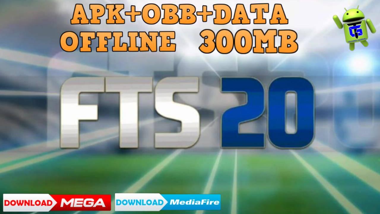 Download FTS 20 Offline Android APK Mod