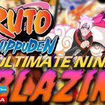 Naruto Blazing MOD Apk Ultimate Ninja Blazing JP EN Download
