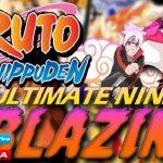 Naruto Blazing MOD Apk Ultimate Ninja Blazing JP EN Download