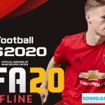 FIFA 20 Mod PES 2020 Offline Android Game Download