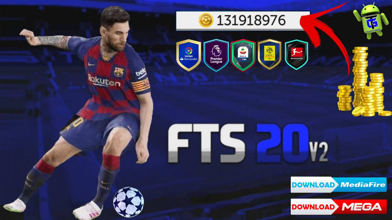 first touch soccer 2020 fts 20 mod apk obb data download first touch soccer 2020 fts 20 mod apk