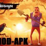 Download Hello Neighbor APK OBB Mod Unlocked Android