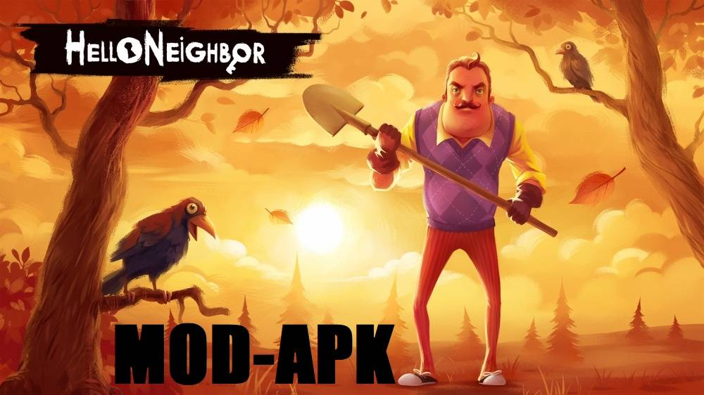 Download Hello Neighbor APK OBB Mod Unlocked Android