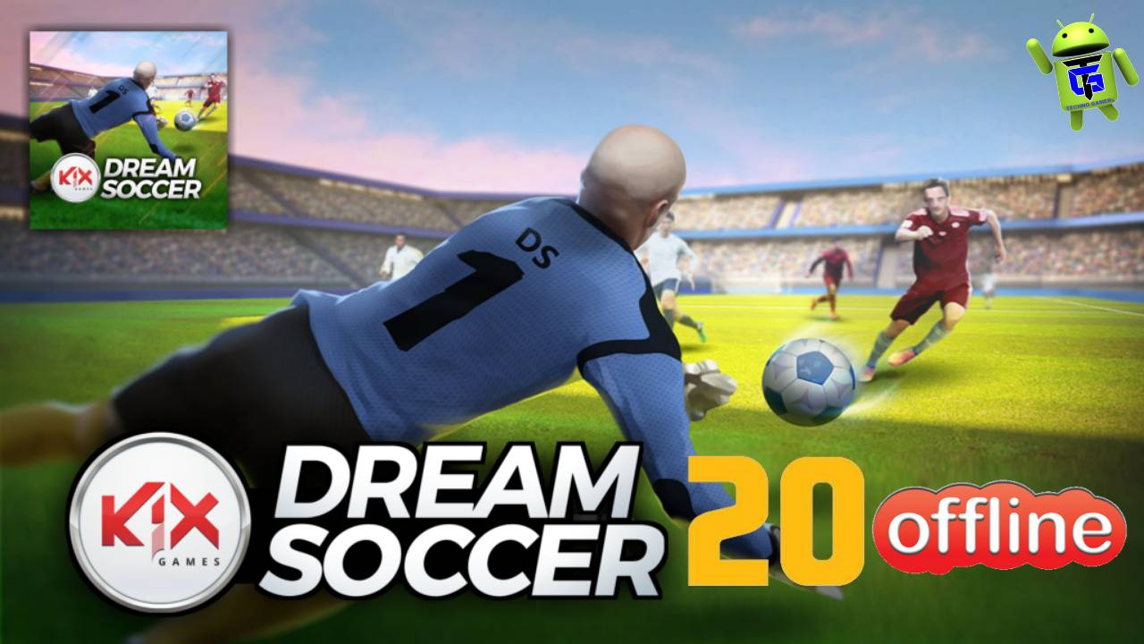 KiX Dream Soccer 2020 Android Offline Download