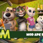 My Talking Tom MOD APK Unlocked Download