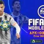 FTS 2020 Mod FIFA 20 Offline APK+OBB+Data Download