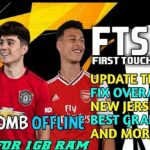 FTS 2020 Mod APK Europa League Fix Transfers Download