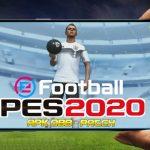 PES 2020 Mod APK OBB Patch Download