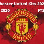 DLS 2020 Manchester United Logo Kits 2020-2021