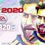 PES 2020 Mod FIFA 2020 Messi Android Offline Download
