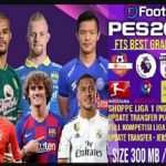 eFootball Offline Mod FTS 2020 Android Download