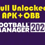 Football Manager 2020 Mobile Apk+Obb Unlocked Download