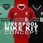 DLS 2020 Liverpool Kits 2020-2021