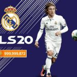 DLS 20 APK Unlimited Coins Real Madrid Team 2020 Download