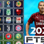 FTS 20 Mod APK Update Transfer 2020 Ibrahimovic Milan Download
