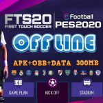 FTS 20 Mod PES 2020 Android Offline Update Download