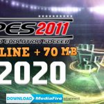 PES 2011 APK Update 2020 Offline Download