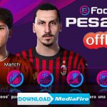 PES 2020 Offline Android PSP Camera Update Transfers Download