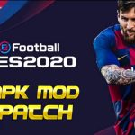 PES 2020 UCL Android New Patch Graphics Kits Download