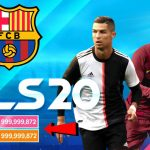 DLS 20 Mod APK Money Barcelona Team Download