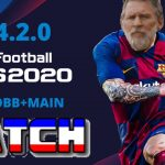 PES 2020 Android APK OBB PATCH 4.2.0 Download