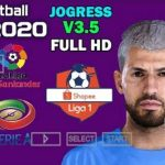 PES 2020 iSO Android Offline PPSSPP JOGRESS Download