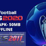 PES 2020 Lite Offline Mod APK PES 2011 Download