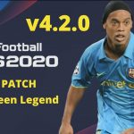 PES 2020 OBB PATCH 4.2.0 StartScreen Legend Android Download