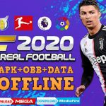 RF 2020 Real Football 2020 Android Offline Game Download